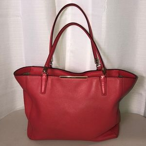 Coach Madison Saffiano East/West Tote